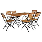 more details on Flora 6 Seater Dining Set.