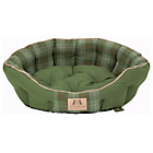 more details on Scruffs Kennel Club Large Dog Donut Bed - Olive.