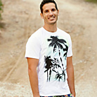 more details on Cherokee Men's Eat, Sleep, Beach, Repeat T‑Shirt.