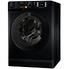 more details on Indesit XWDE 751480X Washer Dryer - Black.