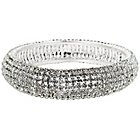more details on Link Up Diamante Bangle.