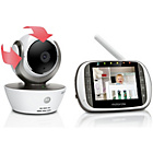 more details on Motorola MBP853 Connect WI-FI HD Video Baby Monitor.