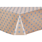more details on PVC Polka Dot Tablecloth.