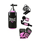 more details on Everlast Womens Punchbag Set
