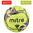 more details on Mitre Cyclone Indoor Football - Size 4.