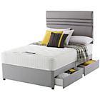 more details on Silentnight Bardney Pocket 1000 Kingsize 4 Drw Divan.