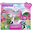 more details on AniMagic Rescue Hospital Scooter Rescue Playset.