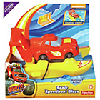 more details on Fisher-Price Blaze Speedboat Blaze Playset.