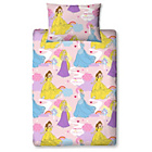 more details on Disney Princess Enchanting Toddler Bed in a Bag Set.