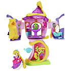 more details on Disney Princess Little Kingdom Rapunzel's Stylin Tower.