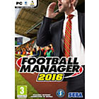 more details on Football Manager 2016 - PC.