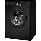 more details on Indesit Ecotime IDVL 75 B R K F/Standing Tumble Dryer Black