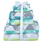more details on ColourMatch 6 Piece Towel Bale - Geometric
