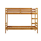 more details on Josie Pine Bunk Bed with 2 Elliott Mattresses.