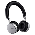 more details on Pioneer NFC Bluetooth Wireless Headphones - Black/Silver.
