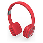 more details on Ministry of Sound Audio On Plus W/less Headphones - Red/Grey