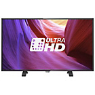 more details on Philips 43PUT4900 43 Inch 4K Ultra HD Freeview HD TV