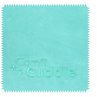 more details on Comfi-Cuddle Tiffany Blue Baby Blanket.