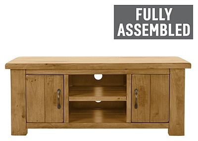 Buy Collection Arizona 2 Door Low SideboardTV Unit  Solid Pine at Argosco # Tv Sideboard Pinie