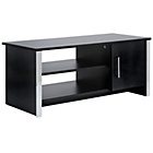 more details on San Marino 1 Door TV Unit - Black.