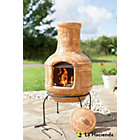 more details on La Hacienda Large Chiminea and Grill.