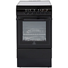 more details on Indesit I5VSHW Electric Cooker - Black.