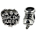 more details on Sterling Silver Kids Dancing Queen and Boot Charms.