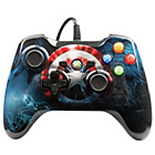 more details on Xbox 360 Marvel Controller - Captain America.