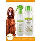 more details on Nooties Coconut Lime Spritz and Shampoo for Dogs and Cats.