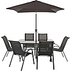 more details on Sicily 6 Seater Patio Set.