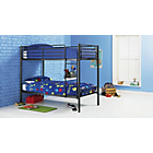 more details on Samuel Black Single Bunk Bed with Ashley Mattress.