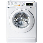 more details on Indesit XWDE 861680X Washer Dryer - White.