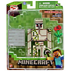 more details on Minecraft Iron Gollem Action Figure - 3 inch.