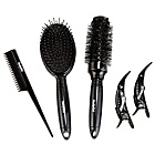 more details on BaByliss Diamond Shine Blow Dry Brush Kit.