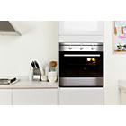 more details on Indesit FIM31KAIX Built-in Oven with Gas Hob and Hood Pack.