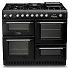 more details on Hotpoint CH10456GFS Electric Range Cooker - Anthracite.