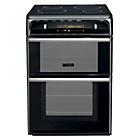 more details on Hotpoint Cannon CH60IPK Electric Cooker - Black.