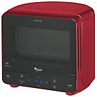 more details on Whirlpool Max 35 RD 13L Microwave - Red.