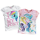 more details on My Little Pony T-Shirt 2 Pack - 5-6 Years.