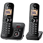 more details on Panasonic KXTG6802 Cordless Telephone with Answer M/c Twin.