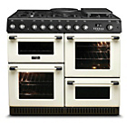 more details on Hotpoint Cannon CH10755GFS Gas Range Cooker - Cream.