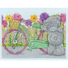 more details on Me to You Spring Cycle Cross Stitch Kit.