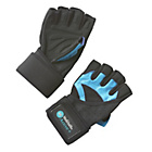 more details on Men's Health Weightlifting Gloves with Strap Large