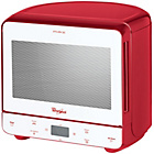 more details on Whirlpool Max 35WRD Standard Microwave - Red.