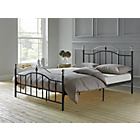 more details on Brynley Kingsize Bed Frame - Black.