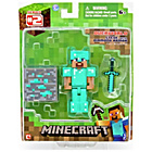more details on Minecraft Diamond Steve Action Figure - 3 inch.
