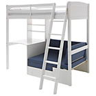 more details on Classic White Highsleeper Bed with Elliott Mattress.