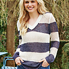 more details on Cherokee Women's Open Knit Jumper - Size 12.