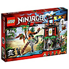 more details on LEGO Ninjago Tiger Widow Island - 70604
