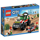 more details on LEGO City 4x4 Off Roader Playset - 60115.